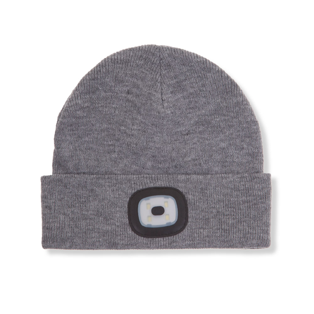 Beanie Hat With LED Light - Object abafa3054fd