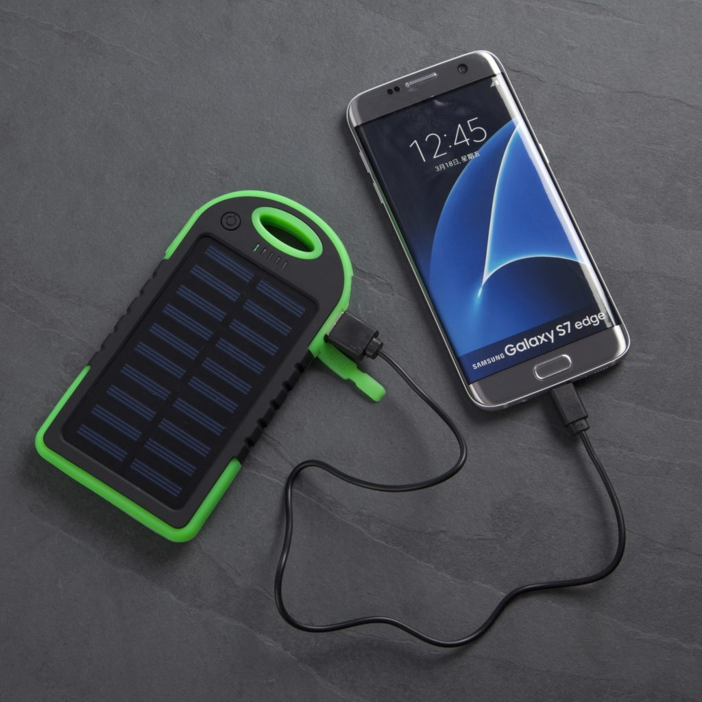 solar powered power bank object. Black Bedroom Furniture Sets. Home Design Ideas