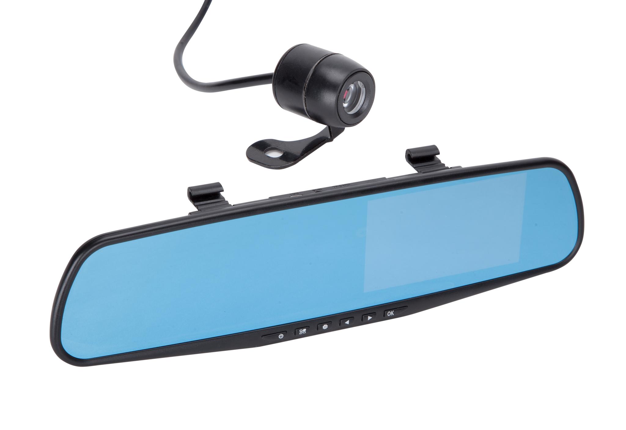 mirror front rear dash camera cdu of 6 object. Black Bedroom Furniture Sets. Home Design Ideas