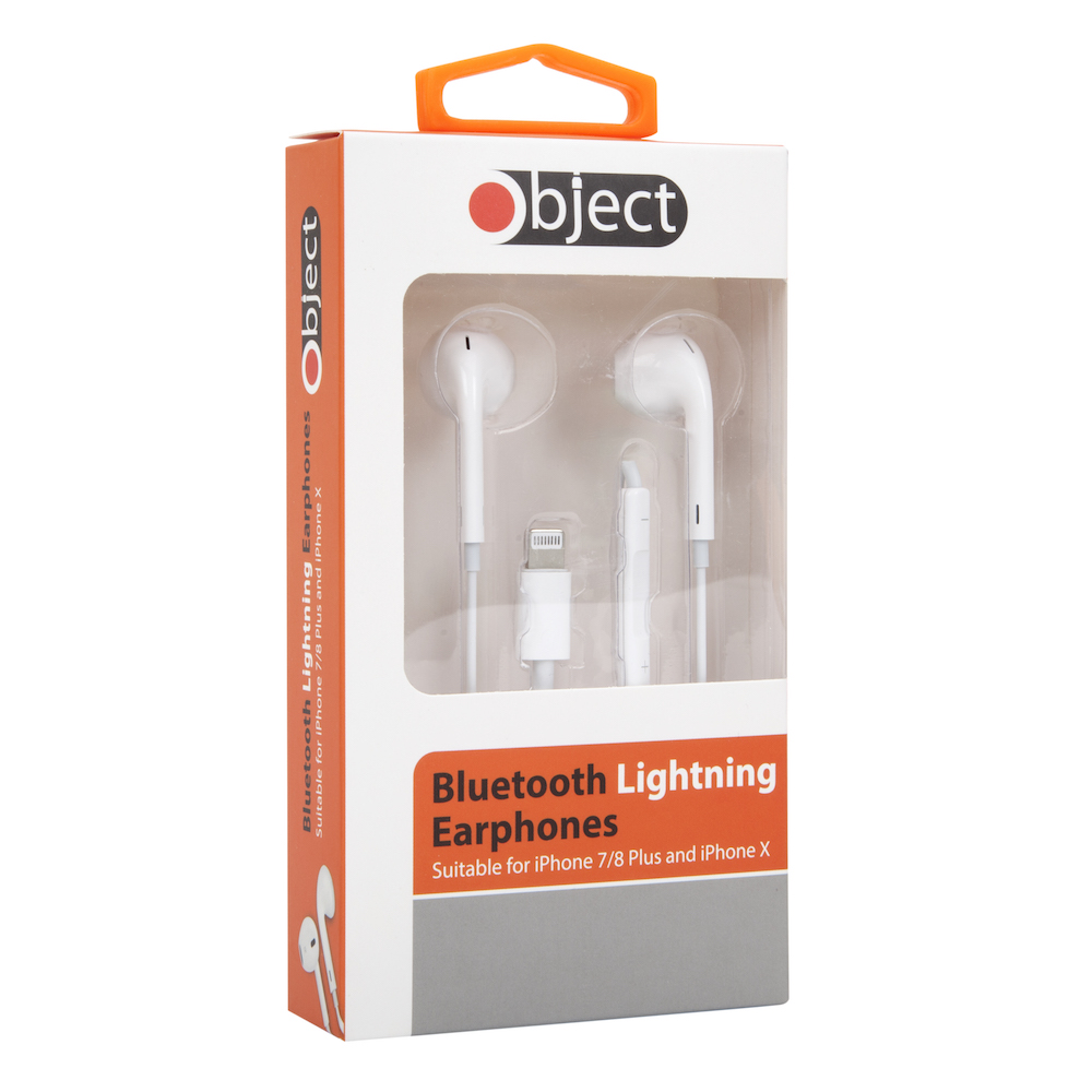 Bluetooth Lightning Earphones
