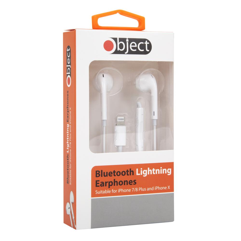 Bluetooth Lightning Earphones
