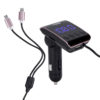 FM Car Transmitter and Charger